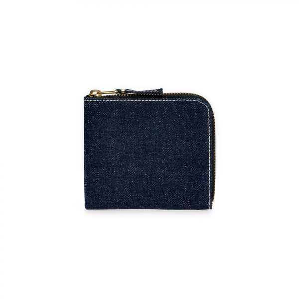 CDG Denim Wallet / SA3100DE