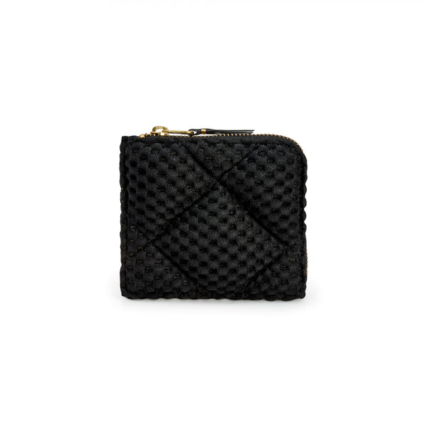 CDG Fat Tortoise Wallet - Black / SA3100FT