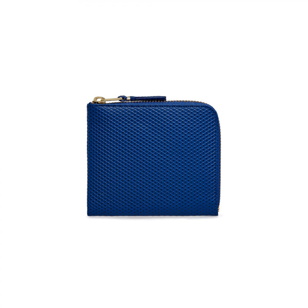 CDG Luxury Group Wallet - Blue / SA3100LG
