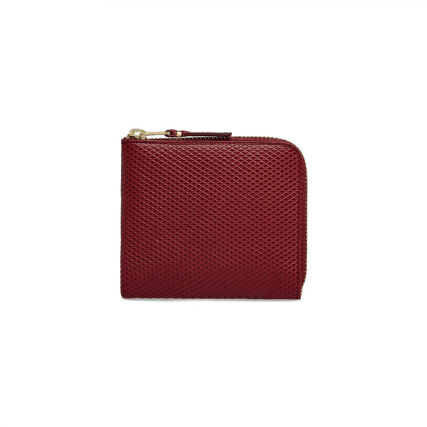 CDG Luxury Group Wallet - Burgundy / SA3100LG