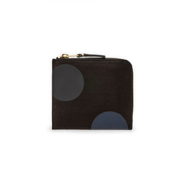 CDG Rubber Dot Wallet / SA3100RD