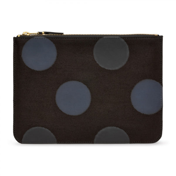 CDG Rubber Dot Wallet / SA5100RD