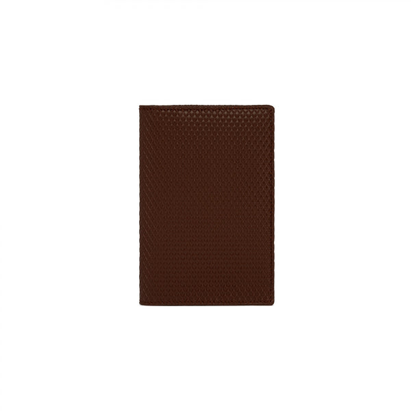 CDG Luxury Group Wallet - Brown / SA6400LG