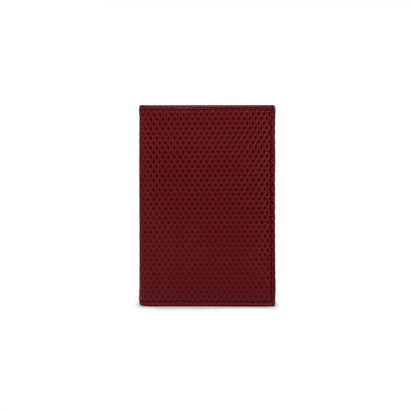CDG Luxury Group Wallet - Burgundy / SA6400LG