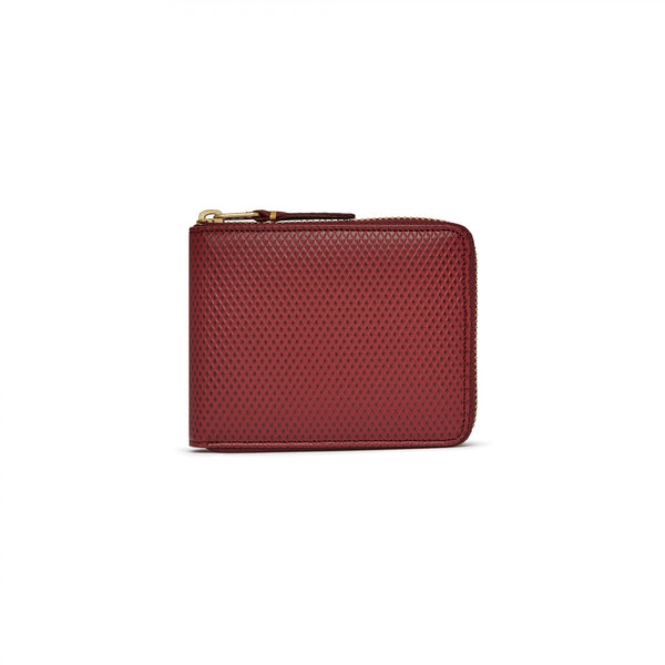 CDG Luxury Group Wallet - Burgundy / SA7100LG