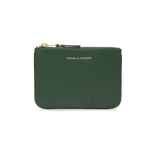 CDG Classic Wallet - Bottle Green / SA8100