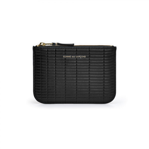 CDG Brick Wallet - Black / SA8100BK