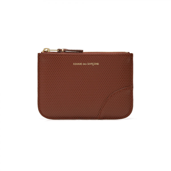 CDG Luxury Group Wallet - Brown / SA8100LG