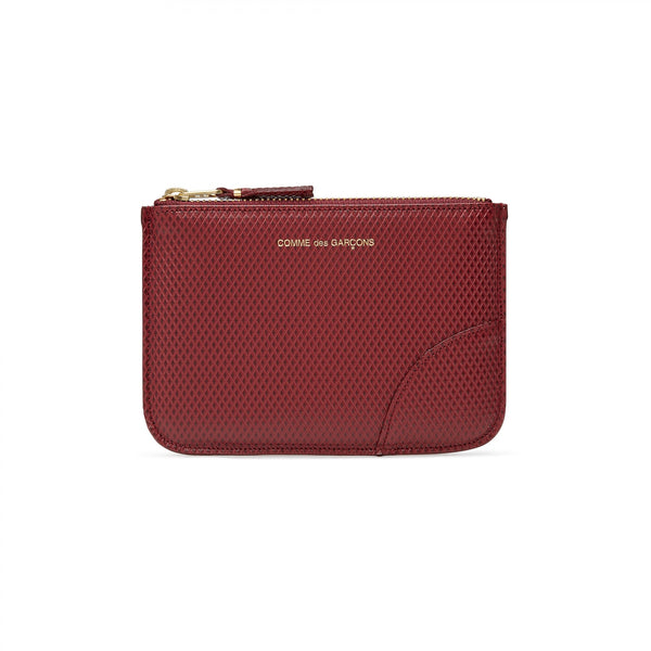 CDG Luxury Group Wallet - Burgundy / SA8100LG