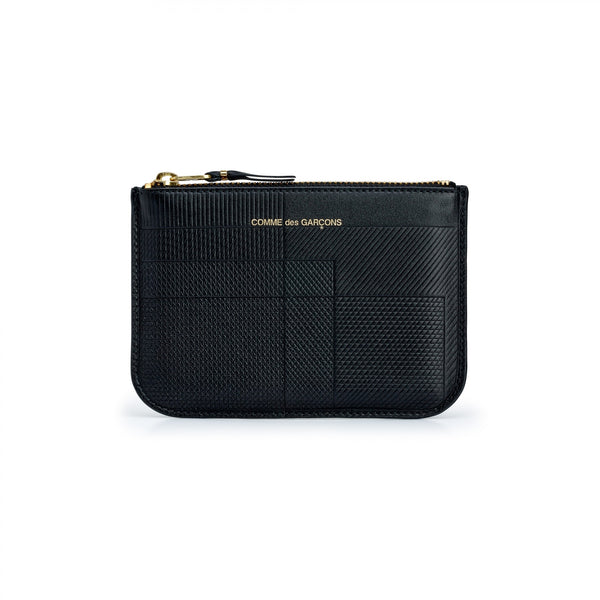 CDG Intersection Wallet - Black / SA8100LS