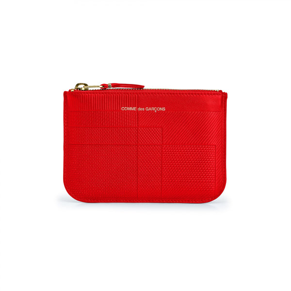 CDG Intersection Wallet - Red / SA8100LS