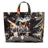 CDG SHIRT FUTURA Shopper Bag - Print A