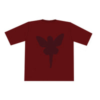 YOUTHS IN BALACLAVA Graphic T-Shirt - Maroon / 001