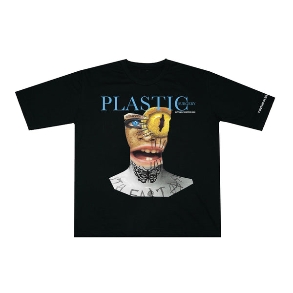 YOUTHS IN BALACLAVA Graphic T-Shirt - Black / 002