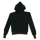 YOUTHS IN BALACLAVA Y Shape Yoke Hoodie - Black