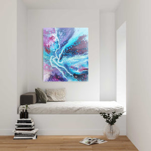 Pauline H Art Hekate Abstract Artwork 1