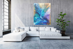 Day Dream - XL Painting