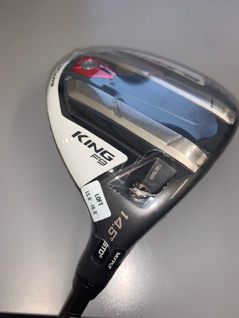NEW Cobra F9 14.5* Fairway Wood