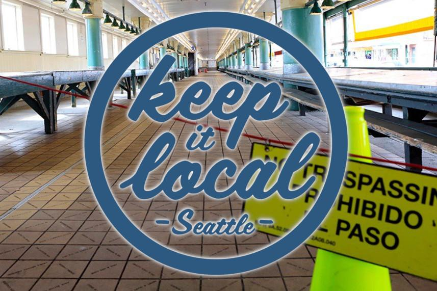 Keep It Local Seattle [Pro Bono]