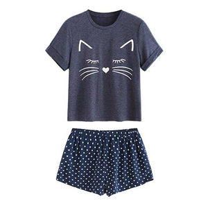 Women's Cat PJ's
