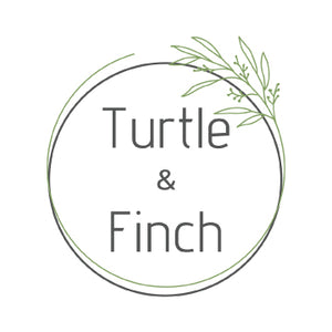 Turtle and Finch