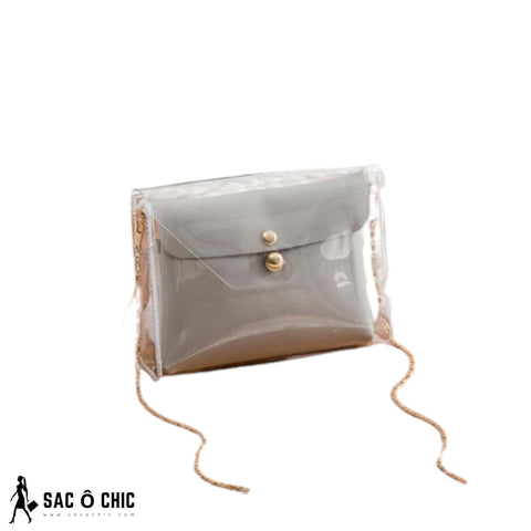 Sac à Main Transparent Pas Cher