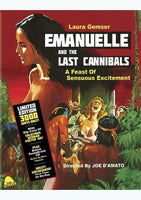 Emanuelle and the Last Cannibals Limited Edition