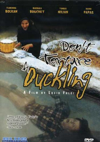 Don't Torture A Duckling USED DVD