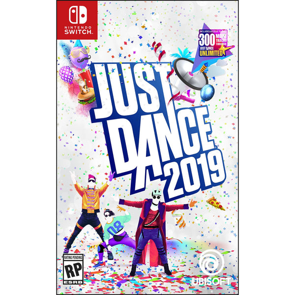Just Dance 2019 Nintendo Switch USED