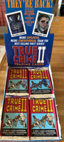 True Crime II Trading Cards