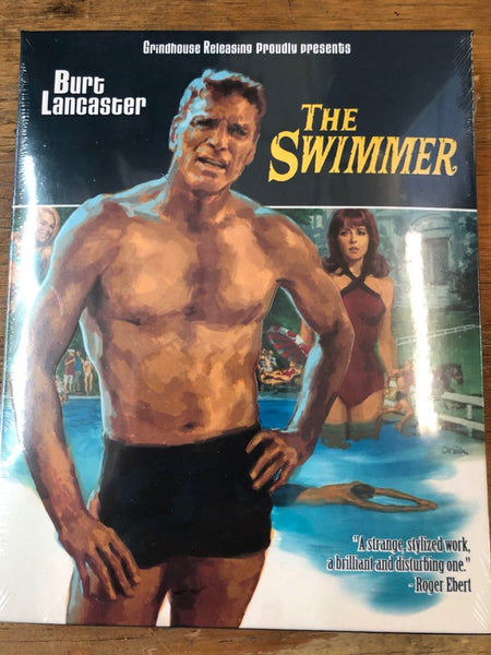 The Swimmer Special Edition w/SLIP