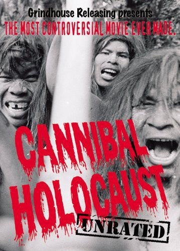 Cannibal Holocaust USED DVD