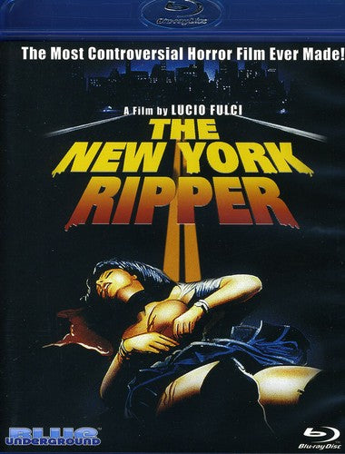 New York Ripper (Single Disc) USED
