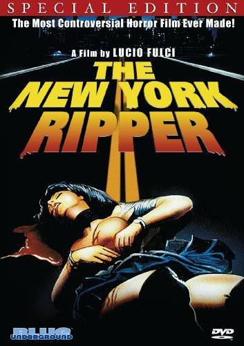 The New York Ripper USED DVD