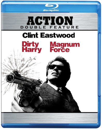Dirty Harry/Magnum Force USED (UPC is sliced)