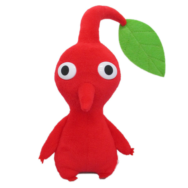"Pikmin Red Leaf 6"" Plush"
