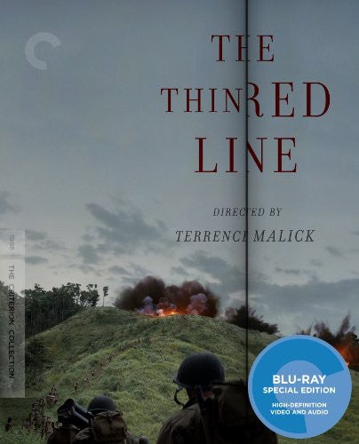 The Thin Red Line (#536) USED
