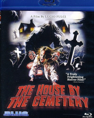 House By The Cemetery (Single Disc) USED