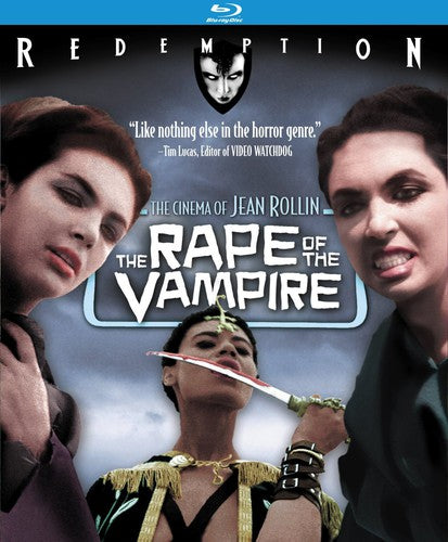 The Rape Of The Vampire USED