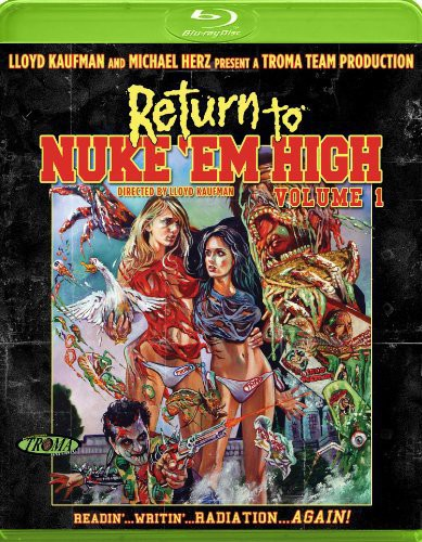 Return to Nuke 'em High USED