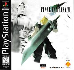 Final Fantasy VII BLACK LABEL Playstation 1