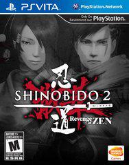 Shinobido 2 Revenge of Zen Playstation Vita