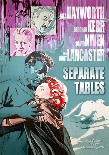 Seperate Tables Used DVD
