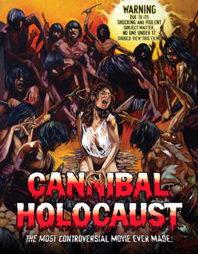 Cannibal Holocaust USED w/SLIP