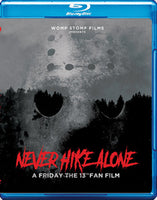 Never Hike Alone AUTOGRAPHED USED