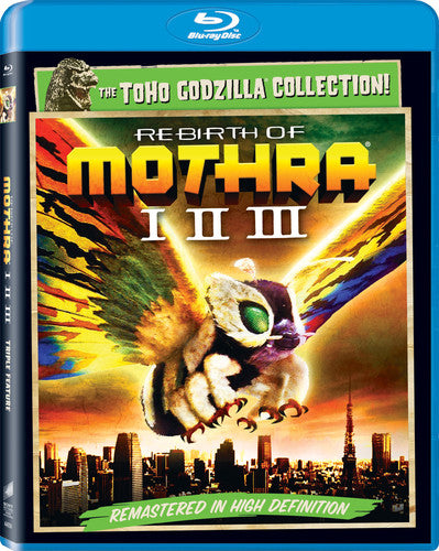 Rebirth of Mothra Trilogy