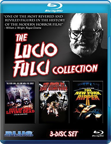The Lucio Fulci Collection USED