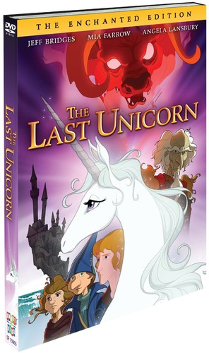 The Last Unicorn DVD