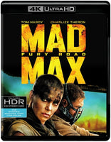 Mad Max Fury Road 4K UHD USED