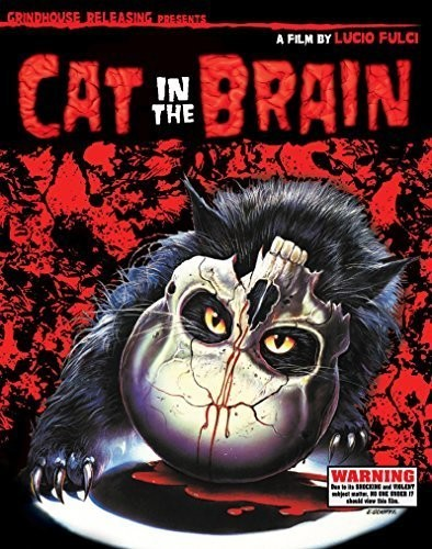 Cat In The Brain USED w/SLIP